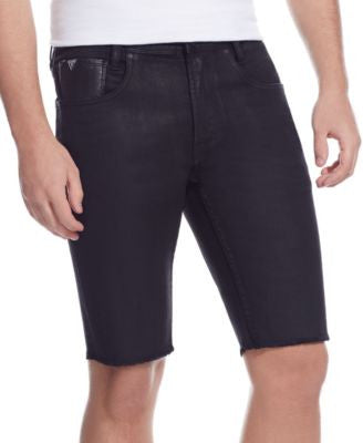 GUESS Men's Slim-Fit Tapered Shorts