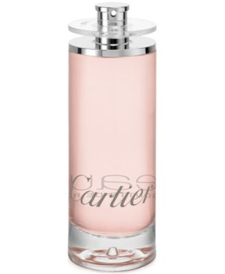 Eau de Cartier Goutte de Rose Fragrance Collection