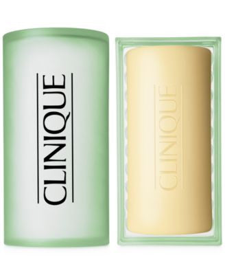 Clinique Facial Soap with Dish, Mild - 5.2 oz