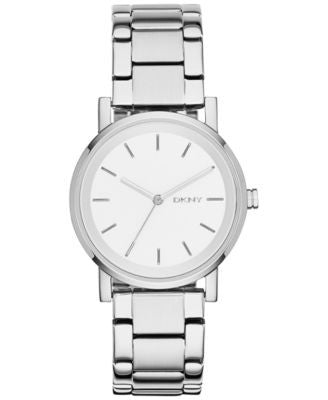 DKNY Women's Soho Stainless Steel Bracelet Watch 34mm NY2342