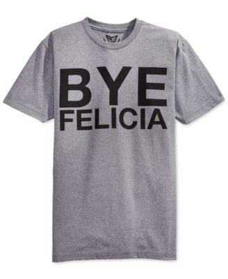 Univibe Men's Bye Felicia Graphic T-Shirt