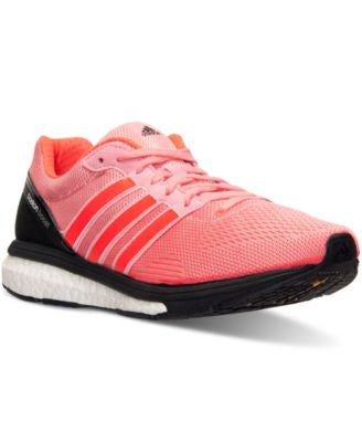 adidas Women's Adizero Boston 5 Boost Running Sneakers from Finish Line