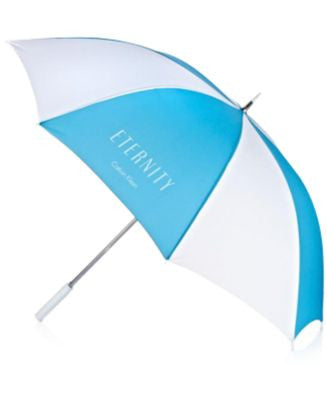 Receive a Complimentary Umbrella with any ETERNITY large spray purchase from the Calvin Klein fragra