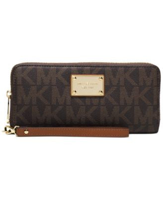 MICHAEL Michael Kors Jet Set Item Travel Continental Wallet