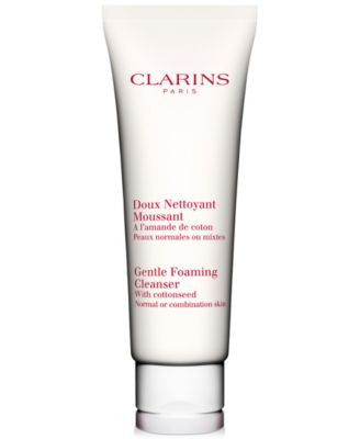 Clarins Gentle Foaming Cleanser Normal Combination