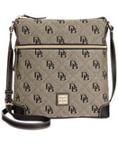 Dooney & Bourke Maxi Quilt Americana Signature Crossbody, A Vogily Exclusive Style