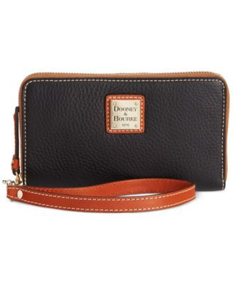 Dooney & Bourke Zip Around Carryall Wristlet