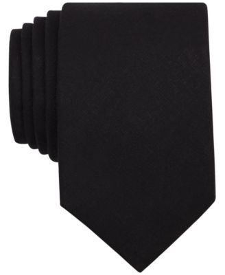 Bar III Firth Solid Skinny Tie
