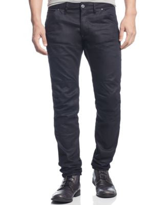 G-Star RAW Men's 5620 Low-Rise Tapered Jeans
