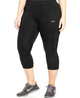 Nike Plus Size Performance Cropped Leggings
