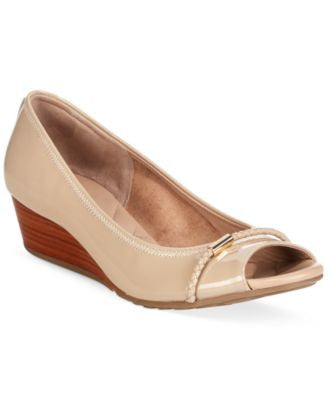Cole Haan Tali Open Toe Wedges
