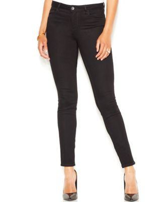 RACHEL Rachel Roy Jeans, Icon Skinny Black Wash