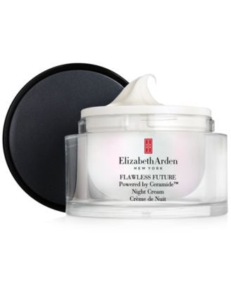 Elizabeth Arden Ceramide FLAWLESS FUTURE Powered by Ceramide Night Cream, 1.7 oz