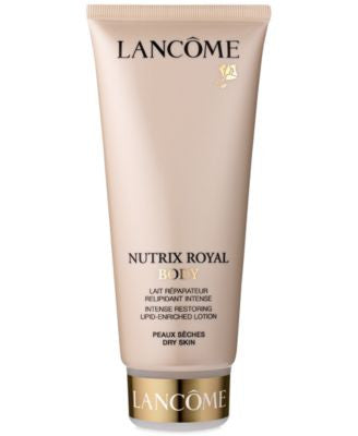 Lancôme NUTRIX ROYAL BODY Intense Restoring Lipid-Enriched Lotion, 6.7 Fl. Oz.