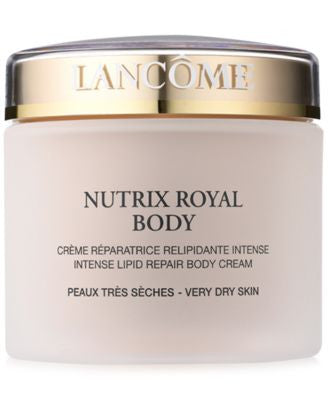 Lancôme NUTRIX ROYAL BODY Deeply Repairing - Nourishing Cream, 7.0 Fl. Oz.