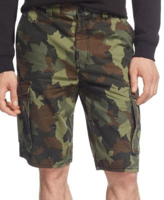 LRG Men's RC Cargo Chino Shorts
