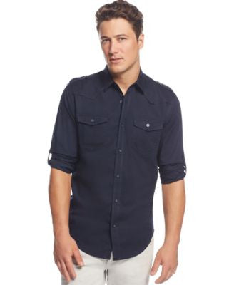 American Rag Men's Cadet Shirt