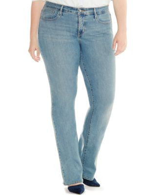 Levi's® Plus Size 315 Shaping Bootcut Jeans