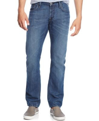 G-Star RAW Men's Attacc Slim-Straight Jeans
