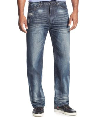 Sean John Men's Original-Fit Garvey Jeans, Medium Repair