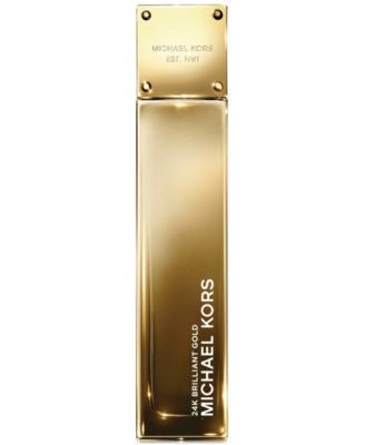Michael Kors 24k Brilliant Gold Eau de Parfum, 3.4 oz