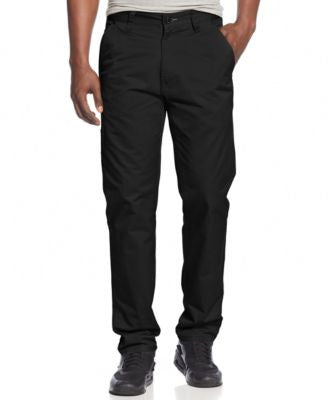 Sean John Men's Tapered Carpenter Pants