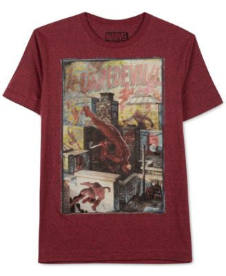 Jem Men's Daredevil Graphic T-Shirt