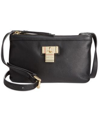Tommy Hilfiger Alexa Double Top Zip Crossbody