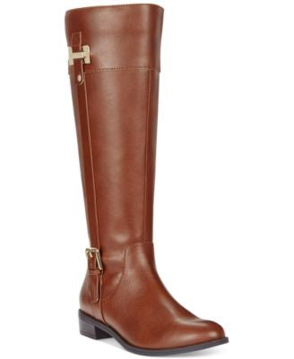 Karen Scott Deliee Wide Calf Riding Boots, Only at Vogily