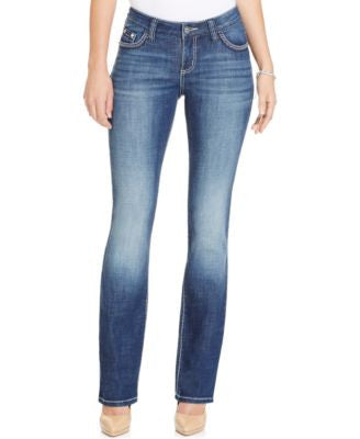 Lee Platinum Secretly Slender Bootcut Jeans, Eclipse Wash