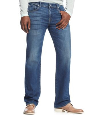 7 For All Mankind Men's Austyn Straight-Fit Jeans, Shoreline Wash