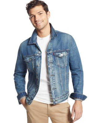 Levi's Men's Danica Trucker Jacket