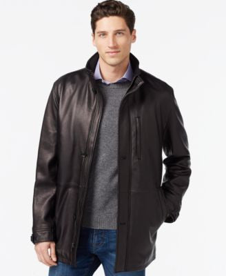 Boston Harbour New Zealand Lamb Walker Jacket