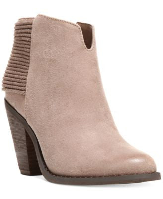 Carlos by Carlos Santana Everett Ankle Booties
