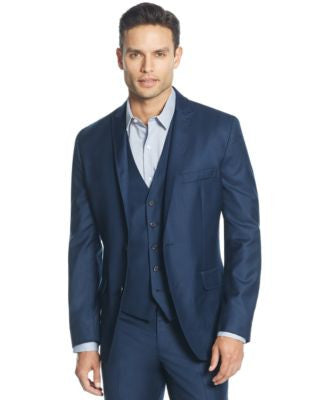 INC International Concepts Men's James Slim-Fit Blazer, Only at Vogily