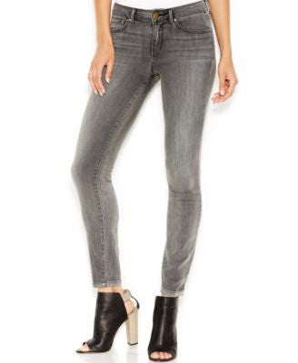 RACHEL Rachel Roy Icon Gray Wash Ankle Skinny Jeans