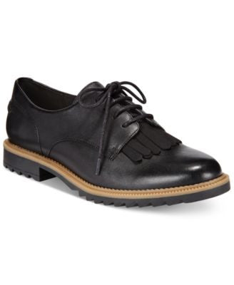 Clarks Somerset Women's Griffin Mabel Oxford Flats