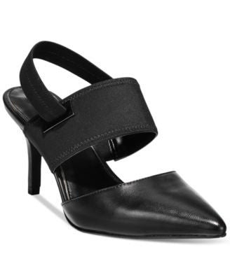 Alfani PRIMA Jolum Pointed-Toe Slingback Pumps, Only at Vogily