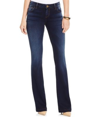 Kut from the Kloth Chrissy Flare-Leg Jeans, Breezy Wash
