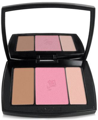 Lancôme Blush Subtil Palette - Face Sculpting & Illuminating All-in-One Contour, Blush & Highlighter