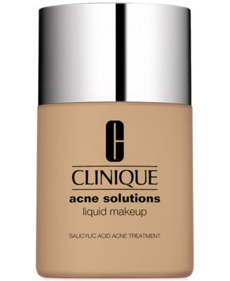 Clinique Acne Solutions Liquid Makeup Foundation, 1 oz