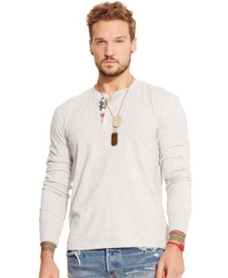 Denim & Supply Ralph Lauren Men's Jersey Henley