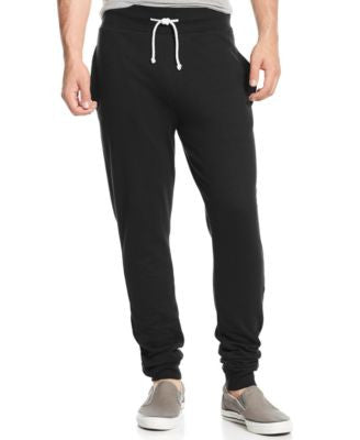 American Rag Men's Big & Tall Solid Knit Jogger Pants, Only at Vogily
