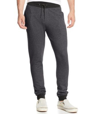 American Rag Men's Big & Tall Marled Jogger Pants, Only at Vogily