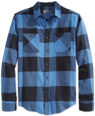 American Rag Frosty Flannel Shirt