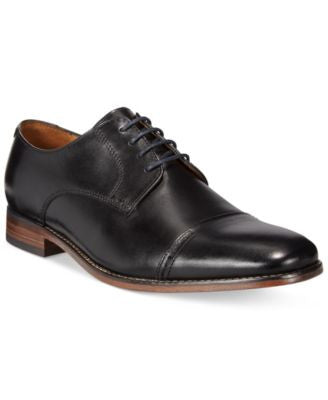 Bostonian Narrate Cap Toe Oxfords