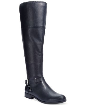 Bar III Dolly To The Knee Boots, Only at Vogily