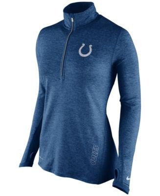 Nike Women's AFC South Stadium Element Quarter-Zip Pullover Collection