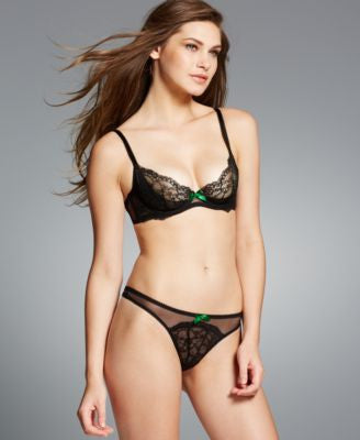 L'Agent by Agent Provocateur Felicitia Unlined Plunge Bra L063-11
