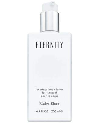 Calvin Klein ETERNITY Luxurious Body Lotion, 6.7 oz